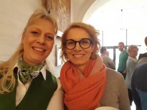 Veronika und Sabine